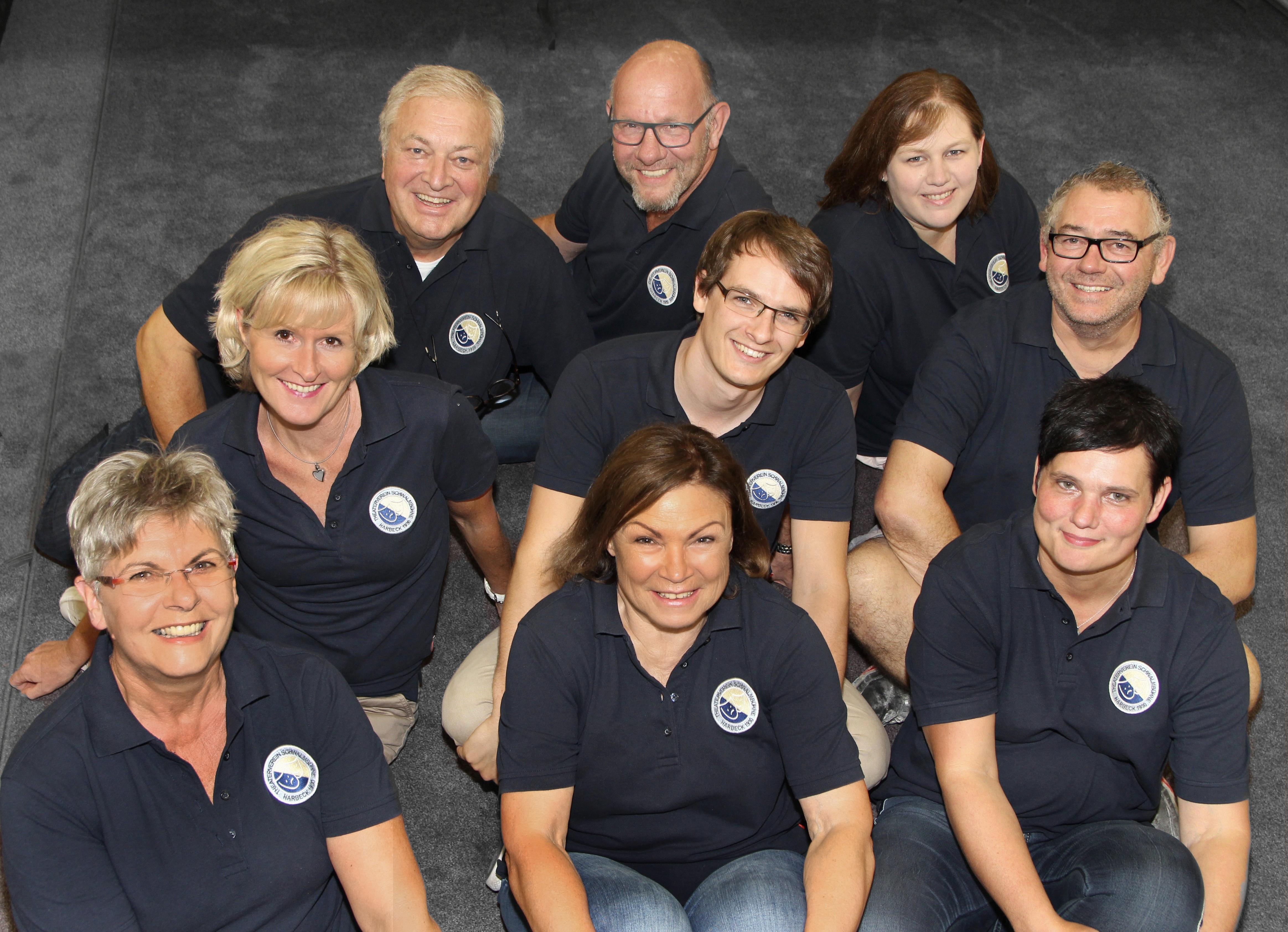 Der Vorstand 2018